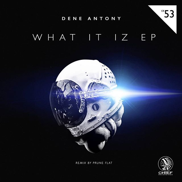 "Dene Antony is back! His brand new release called ""What It Iz"" is out exclusive on Beatport.  On this release you will also find a remix by Prune Flat.  Previews are on soundcloud soundcloud.com/chief-recordings  #chiefrecordings #housemusic #techhouse #Beatport #soundcloud #deneantony #pruneflat #albumart"