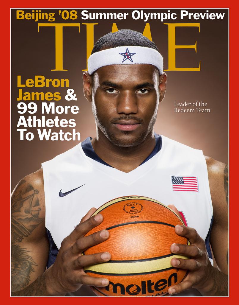 Time - LeBron James