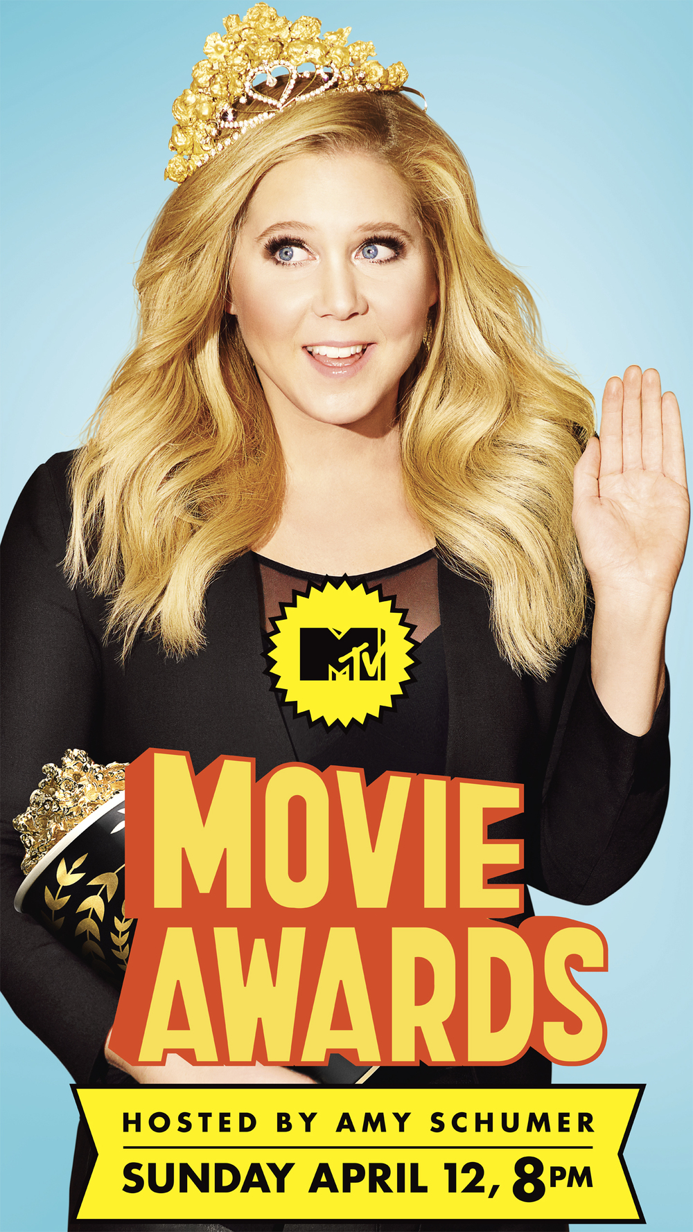 Amy Schumer – MTV Movie Awards Poster