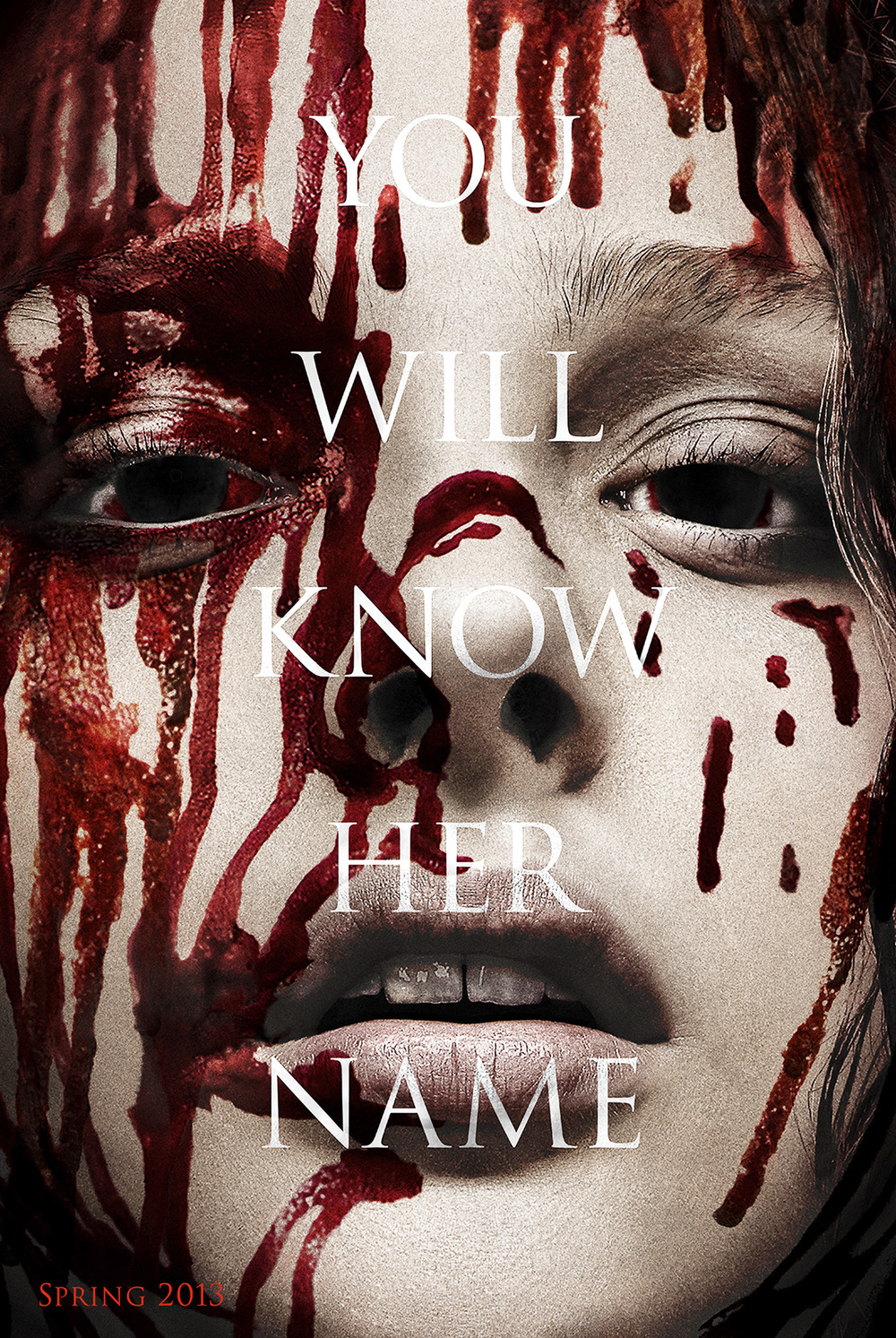 Carrie Poster (2013)