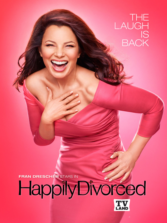 Fran Drescher Happily Divorced