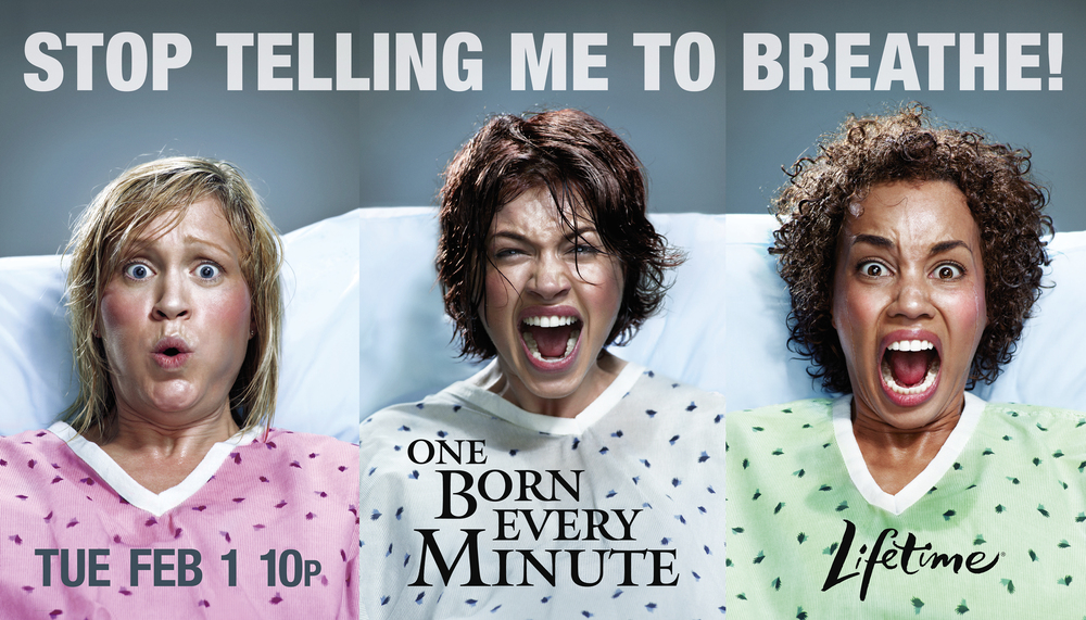 Lifetime One Born Every Minute