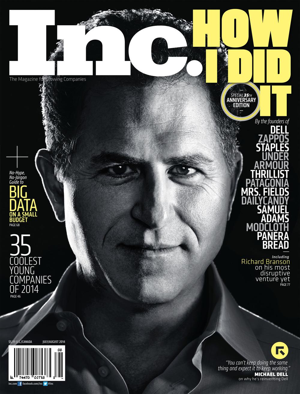 Michael Dell- Inc. Magazine