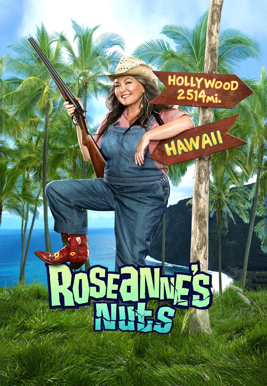 Roseanne's Nuts – Roseanne Barr