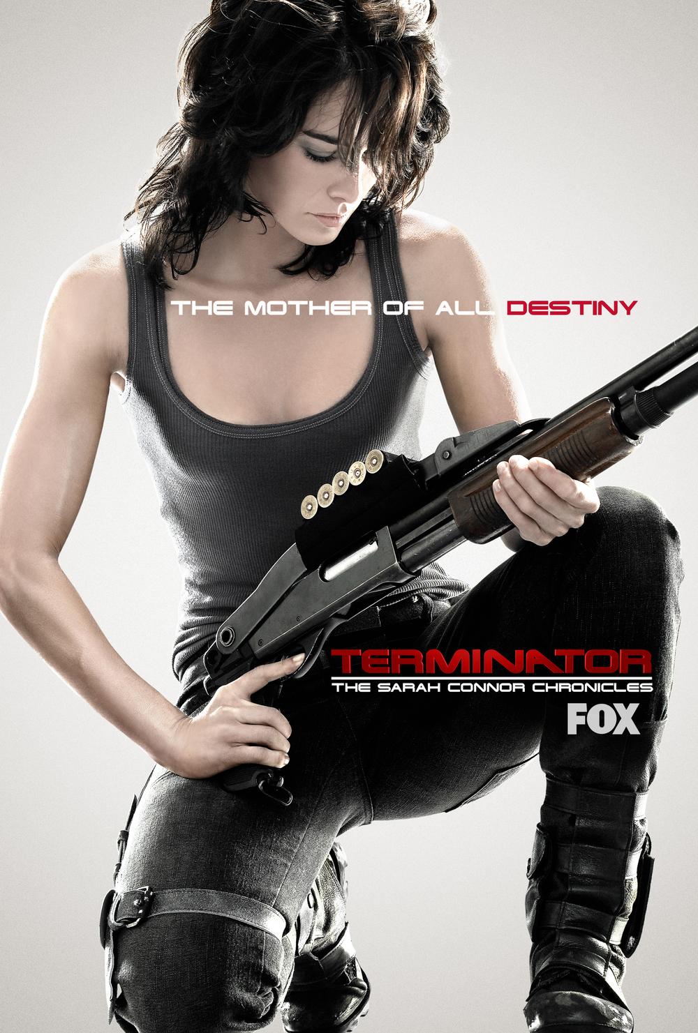Terminator: The Sarah Connor Chronicles – Lena Headey