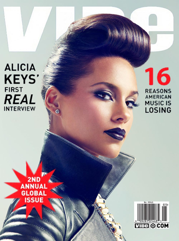 Vibe - Alicia Keys