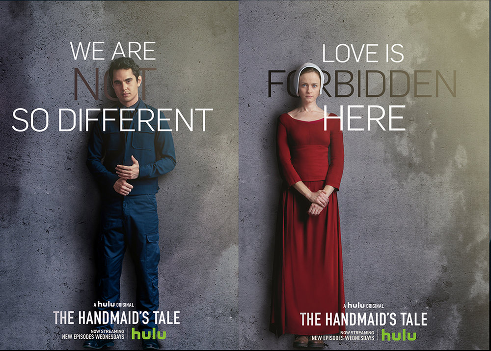 The Handmaid's Tale Posters