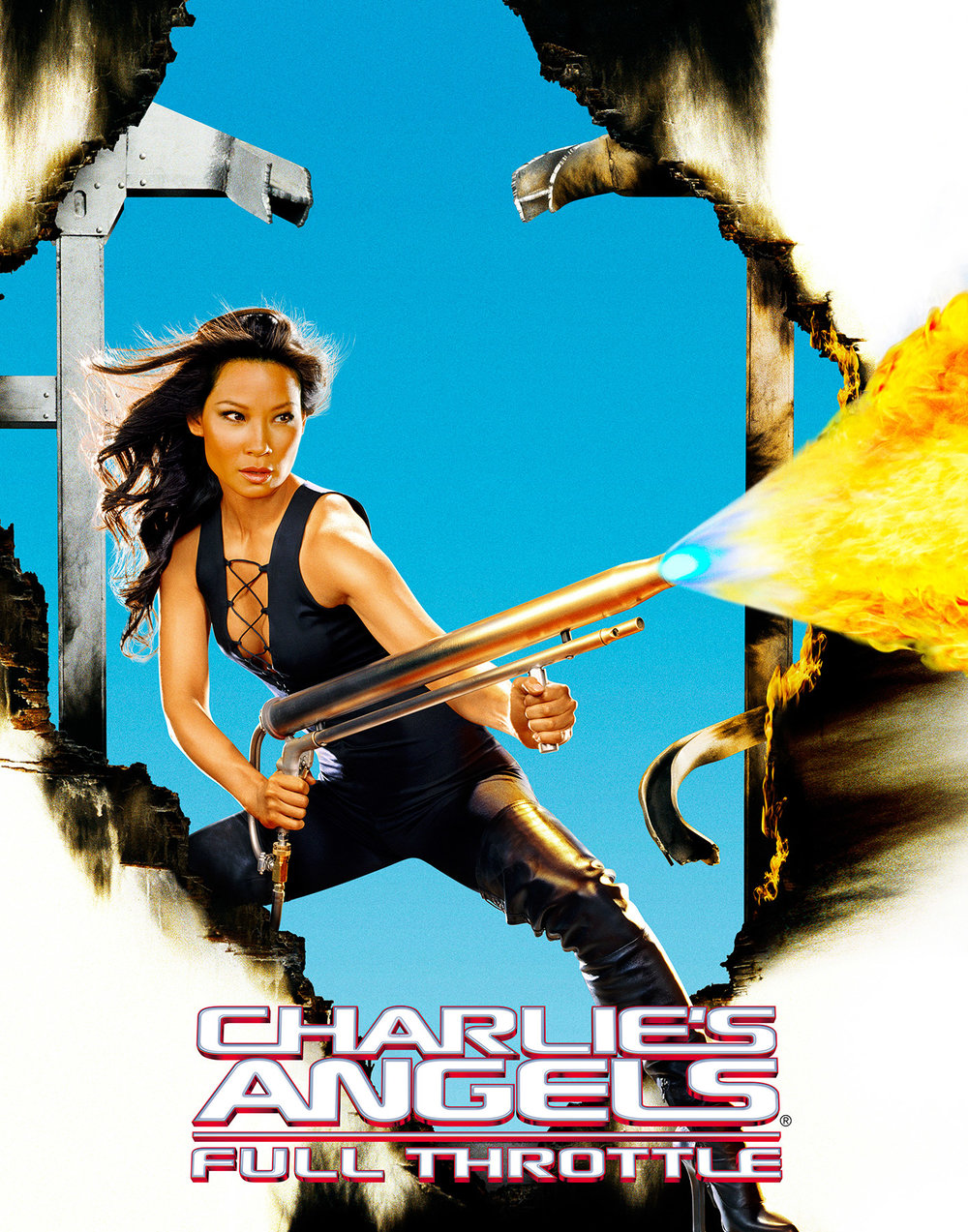 Lucy Lui - Charlie's Angles: Full Throttle Poster