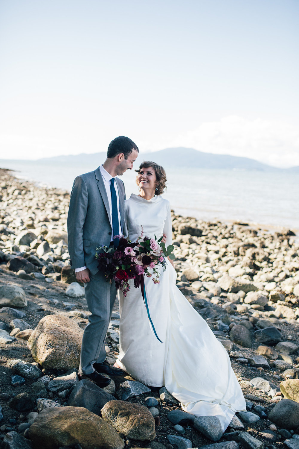Heather Assaf Wedding Martha Stewart Weddings Vancouver Pantel Photography