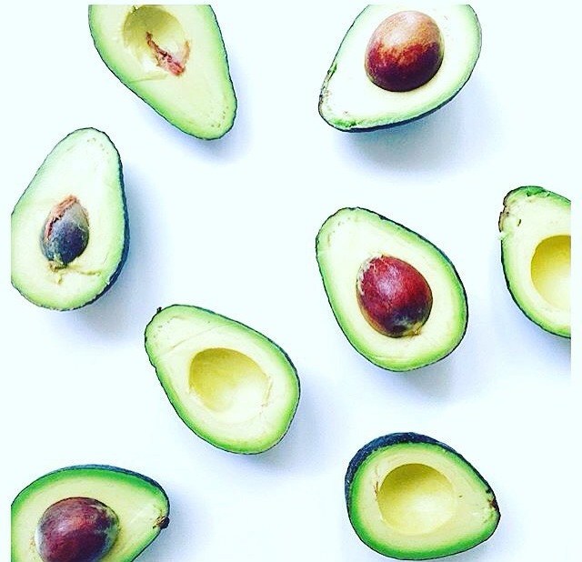 Womb-like avocados.  Photo from Photo cred: @nutritionstripped