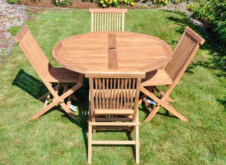 4-er Set Tisch