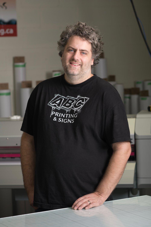 Josh K - Wide Format Technician