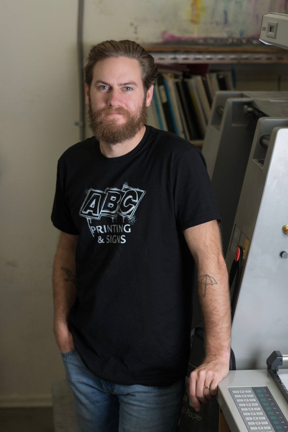 Josh H - Journeyman Press Operator