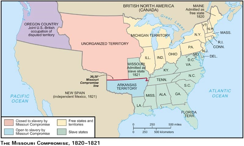 The Compromise of 1820