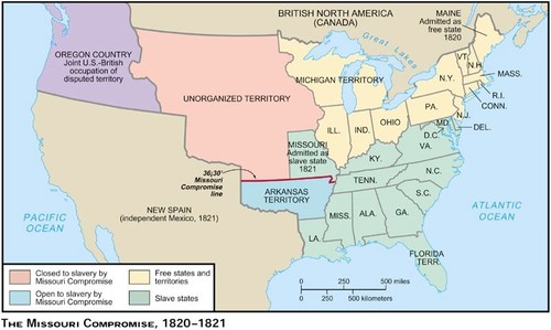 Maps — UNITED STATES HISTORY TO 1877