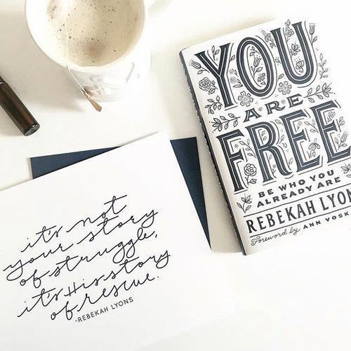 you are free rebekah lyons