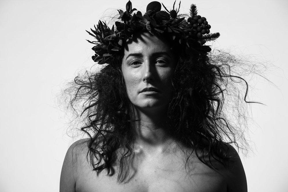 Model: Erin Popadynetz