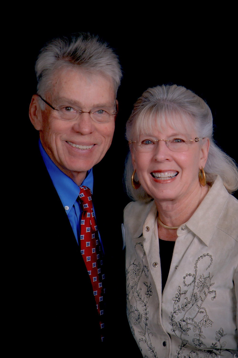 Nick and Carolyn Cole