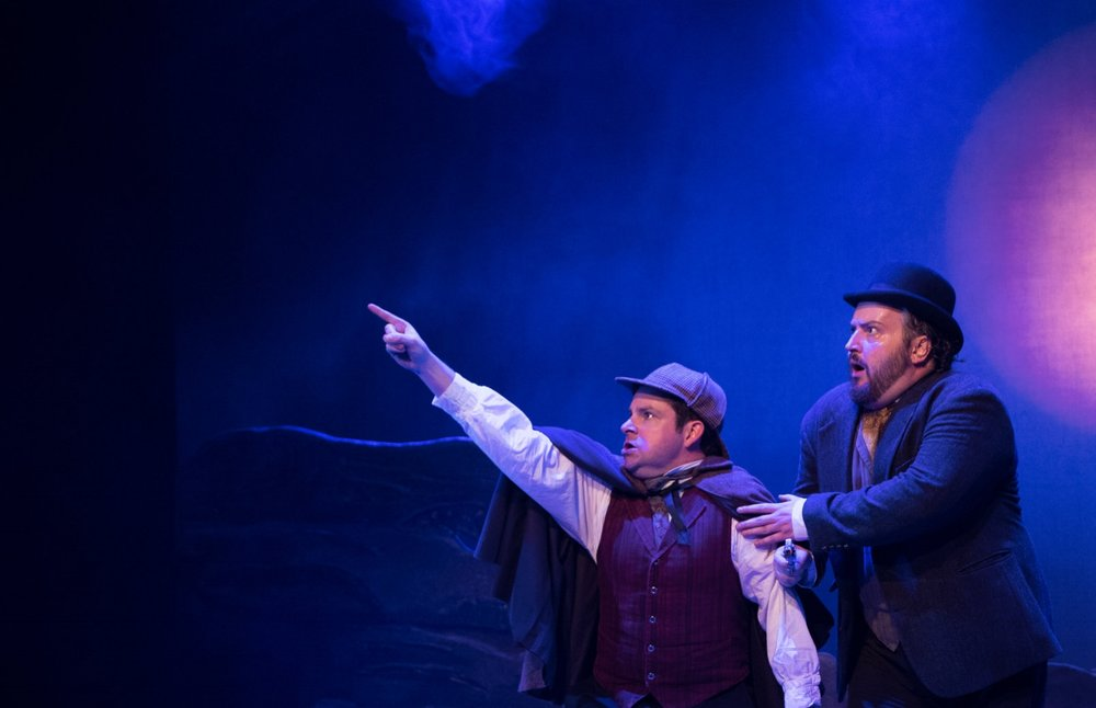 The Hound of the Baskervilles  4.25-5.27  Buy Tickets  Learn More