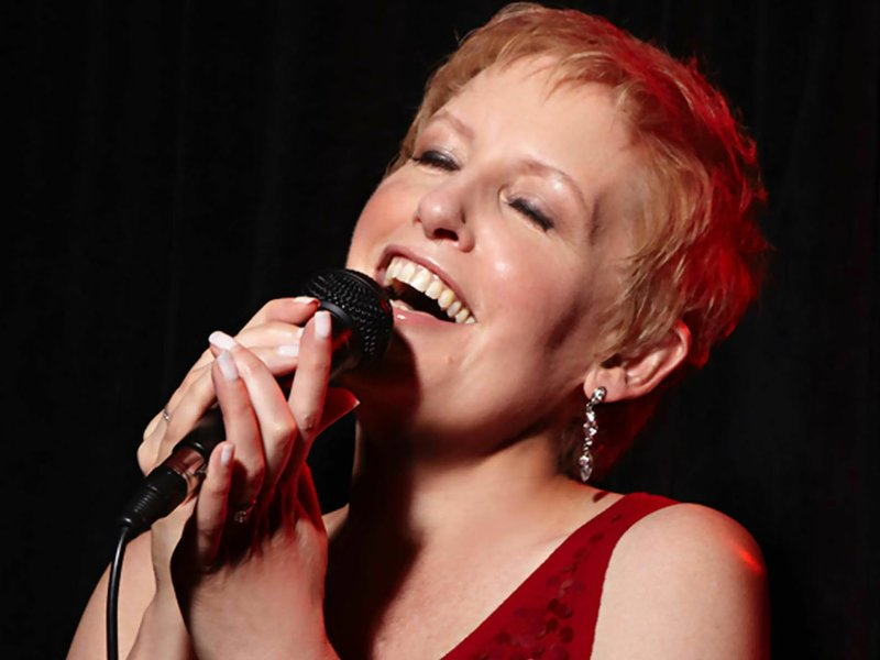 "Photo courtesy Bill Westmoreland ""Every Brilliant Thing"" audiences will get a chance to hear Broadway veteran Liz Callaway's beautiful singing voice in one particularly charming part of the show."