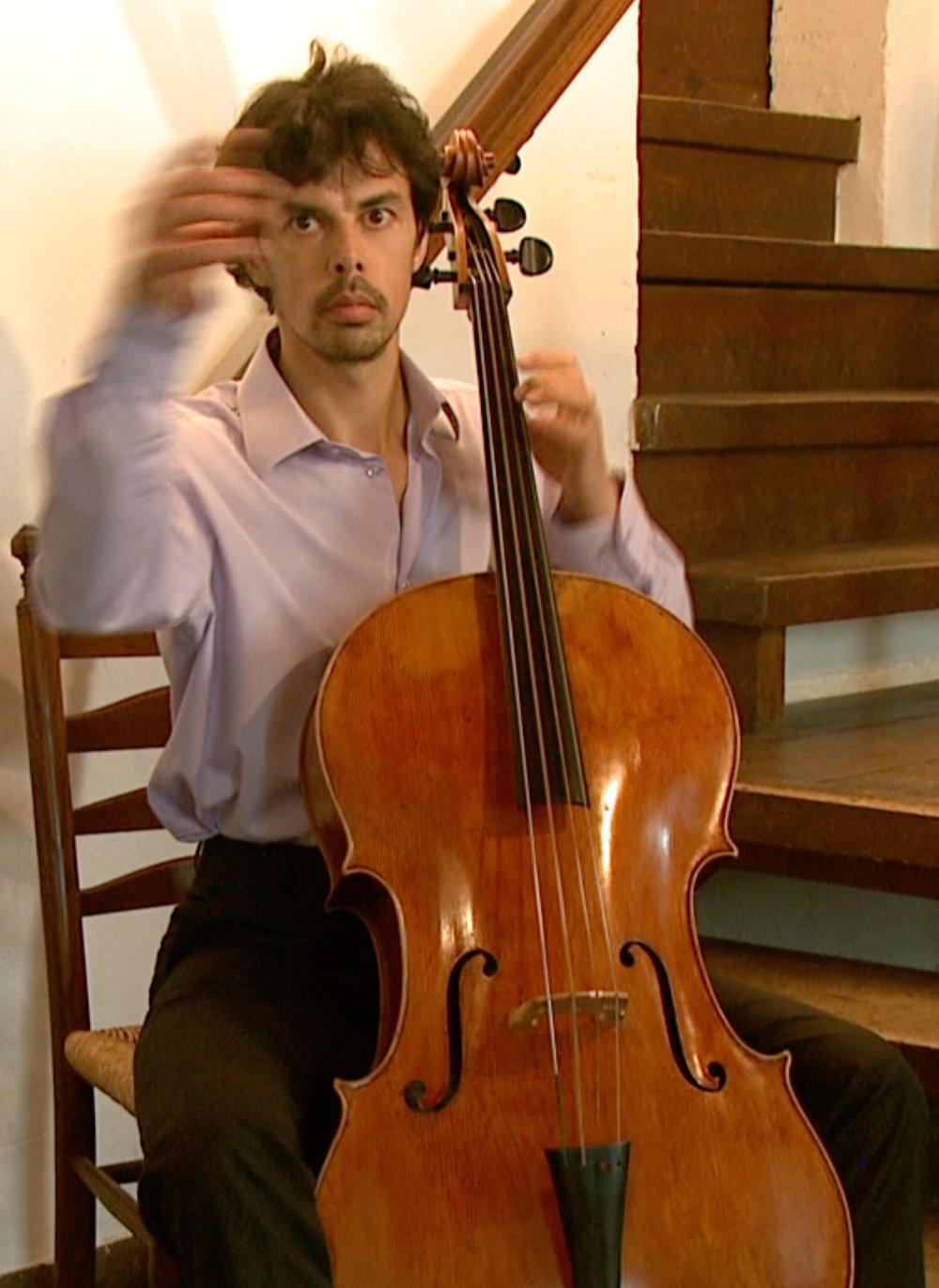 Detmar Leertouwer, violonchelo
