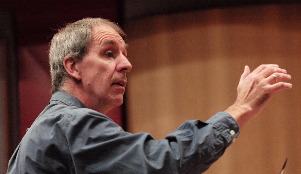 Richard Gwilt, compositor de 'Fantasia para 'Chelo solo'.