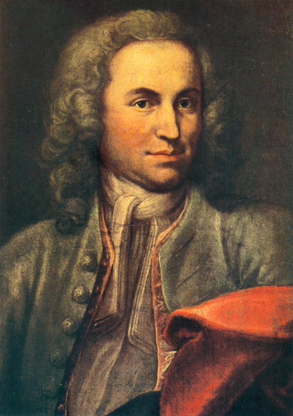 Johan Sebastian Bach.