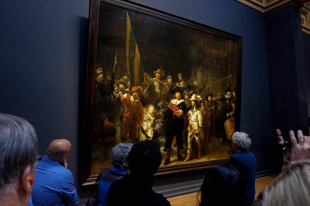 """The Nightwatch"" by Rembrandt"