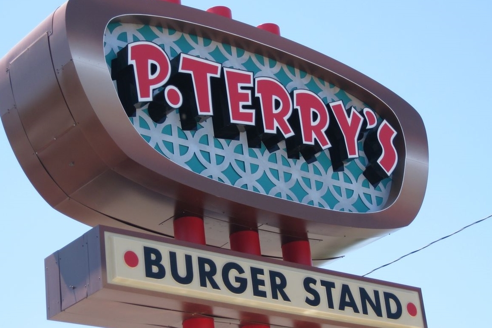 P. Terry's Burger Stand (Austin)