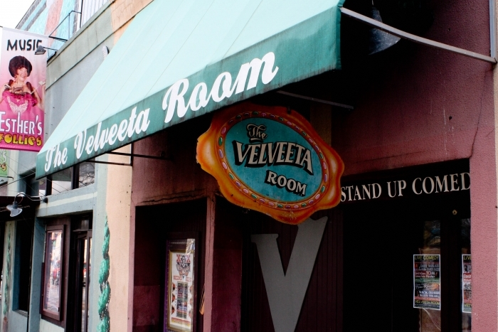 The Velveeta Room (Austin)