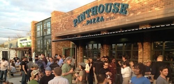Pinthouse Pizza