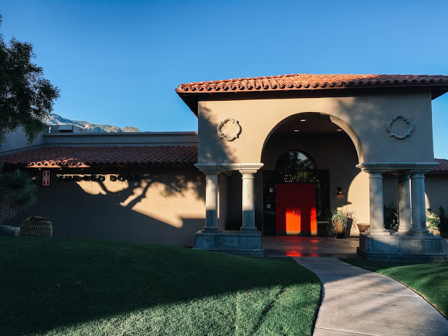 I Had The Amazing Opportunity To Experience The Signature Stress Melter  Ritual At The Red Door Spa At The Gorgeous La Paloma Resort In Sunny Tucson,  ...