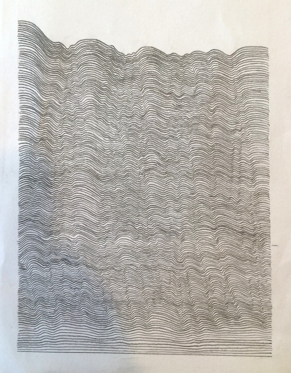 Copy the Previous Line #6    |    2014    |   Graphite