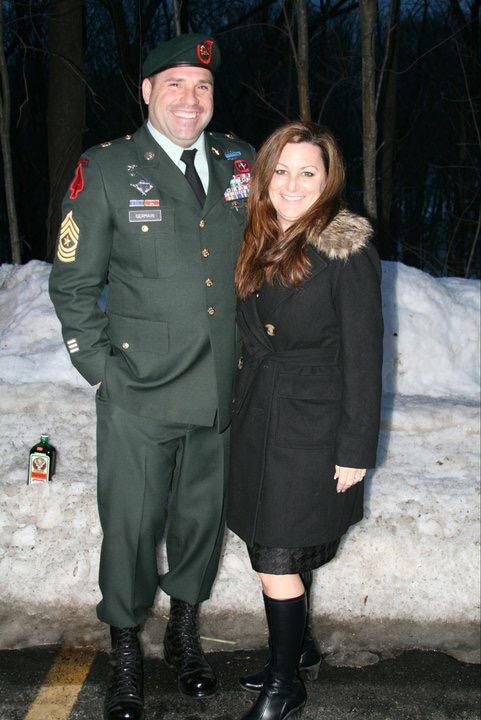 Scott and Jeannine Germain