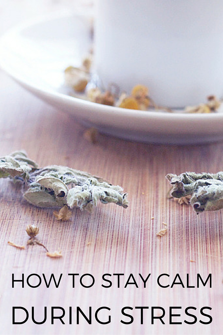 Staying Calm During Stressful Times. This article has really really helped me through a super stressful time I had recently. She has great tips that have helped me so so much. Definitely read this if you're feeling overwhelmed and stressed.