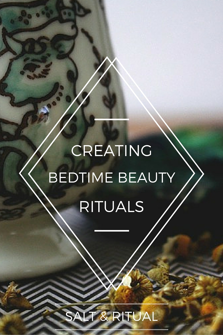 Creating Bedtime Beauty Rituals. Absolutely love this article, tons of great ideas in here. Can't wait to start my own bedtime rituals so I can get the best beauty sleep I can. Definitely a good read.