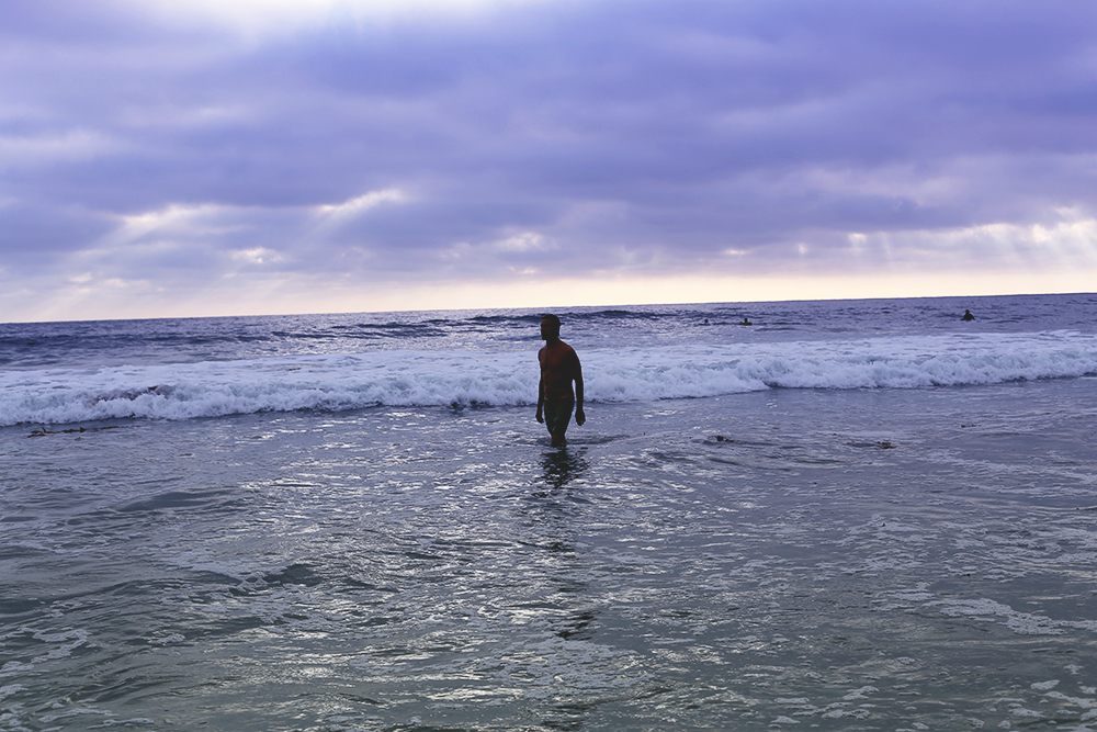Salt and Ritual. Encinitas <> Leucadia, California. Salty beach living and lifestyle photography.