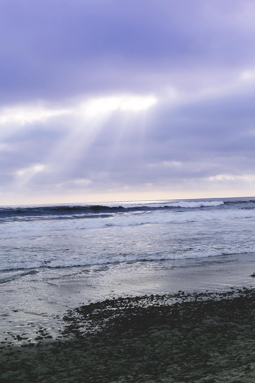 Salt and Ritual. Encinitas <> Leucadia, California. Salty beach living and lifestyle photography.