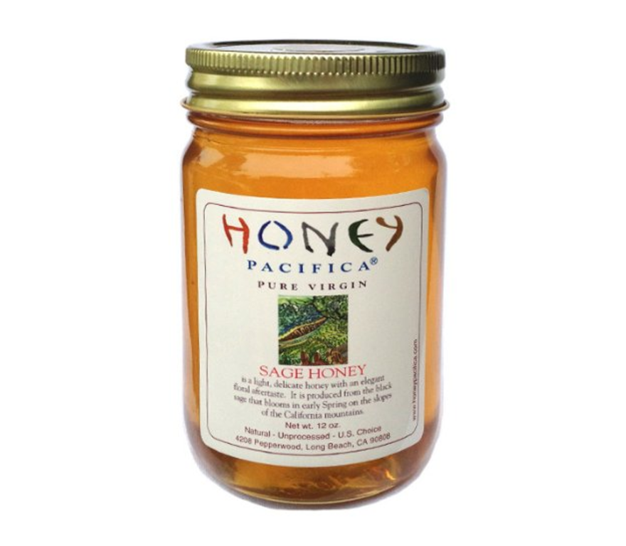 Raw Sage Honey $19.50