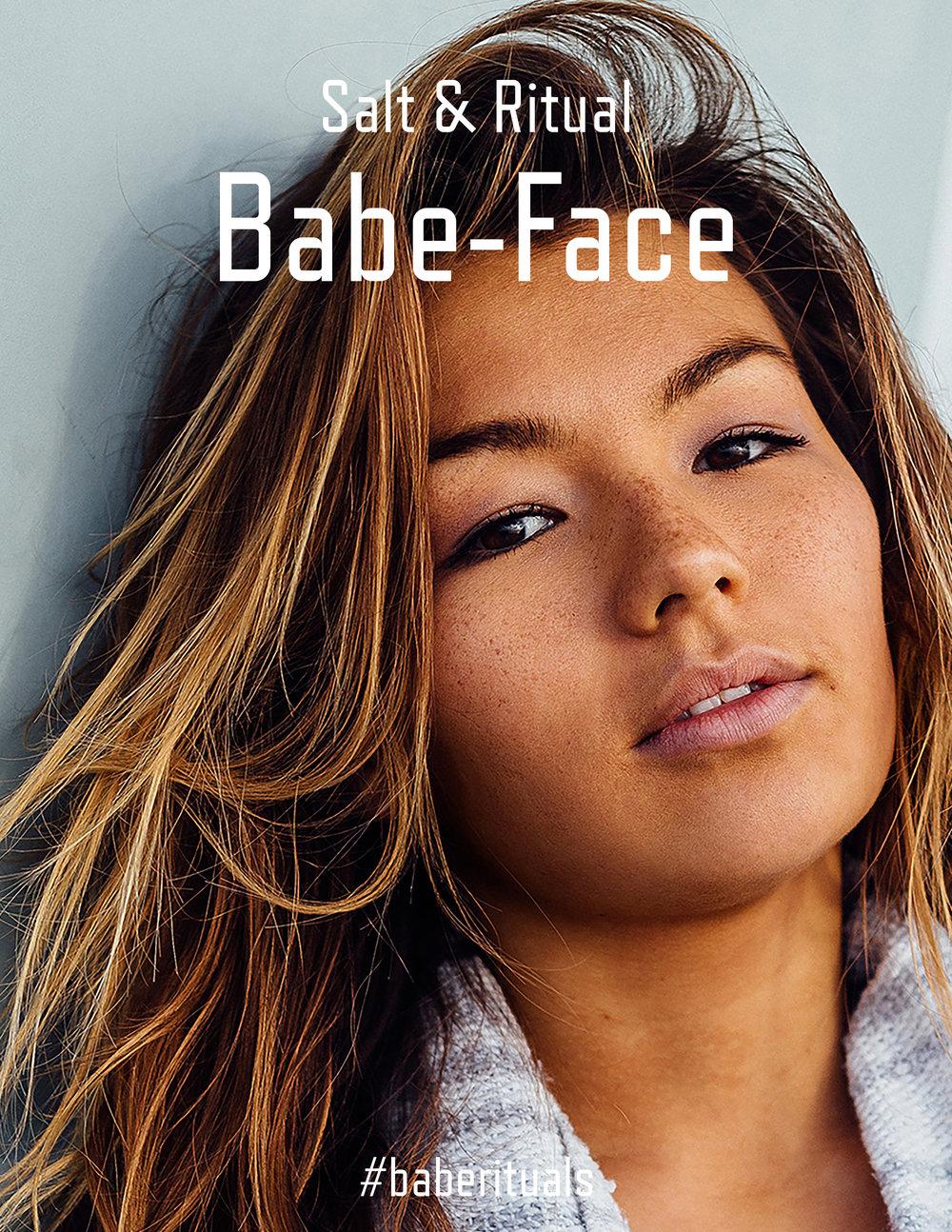 Babe-Face Skincare Starter Kit