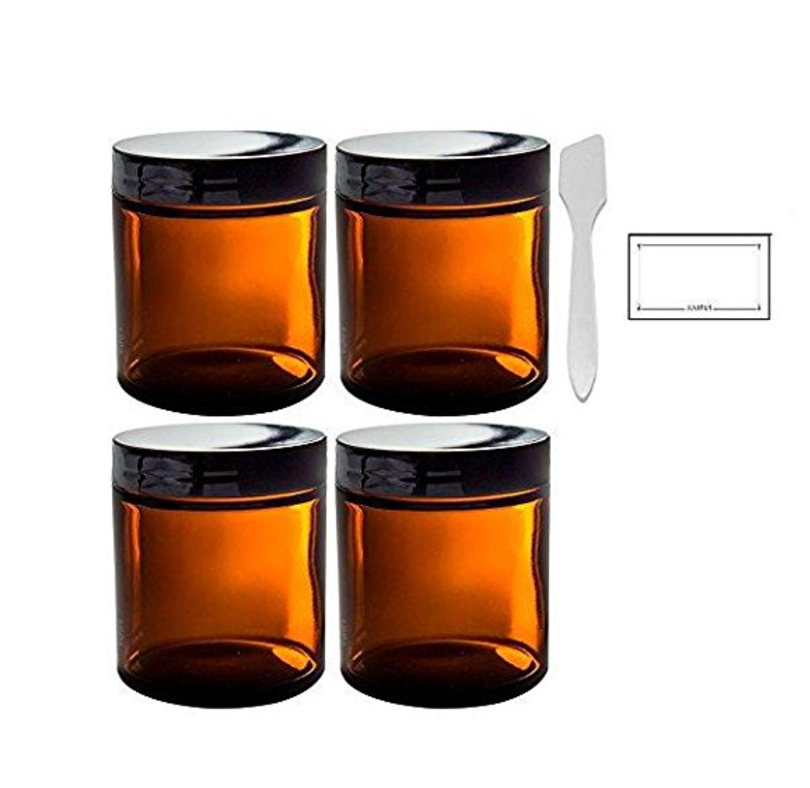 4 oz Glass Jar