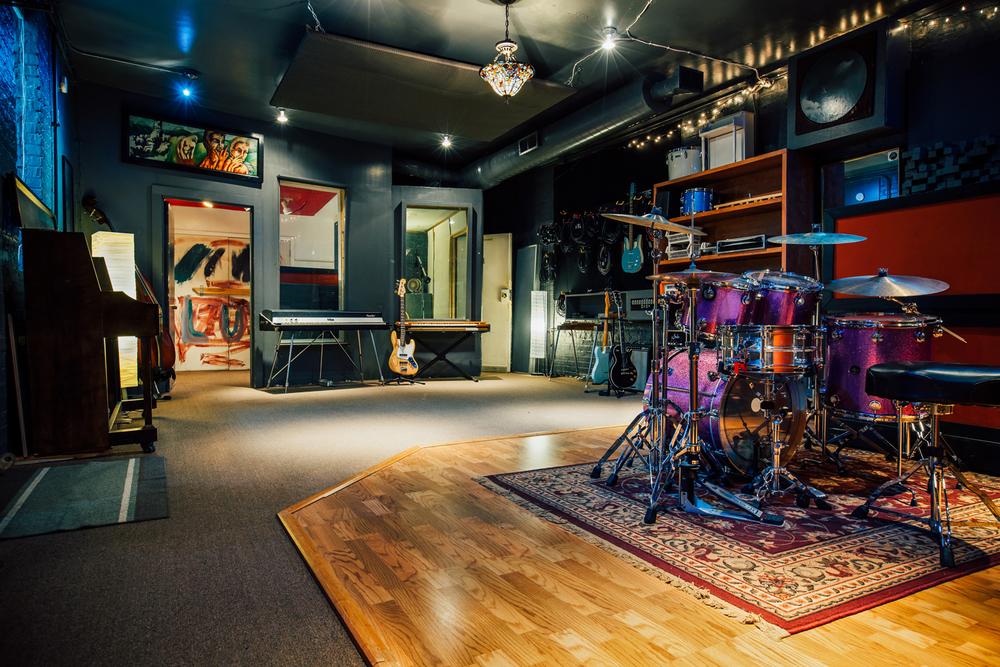 Gravity Studios Live Room 3
