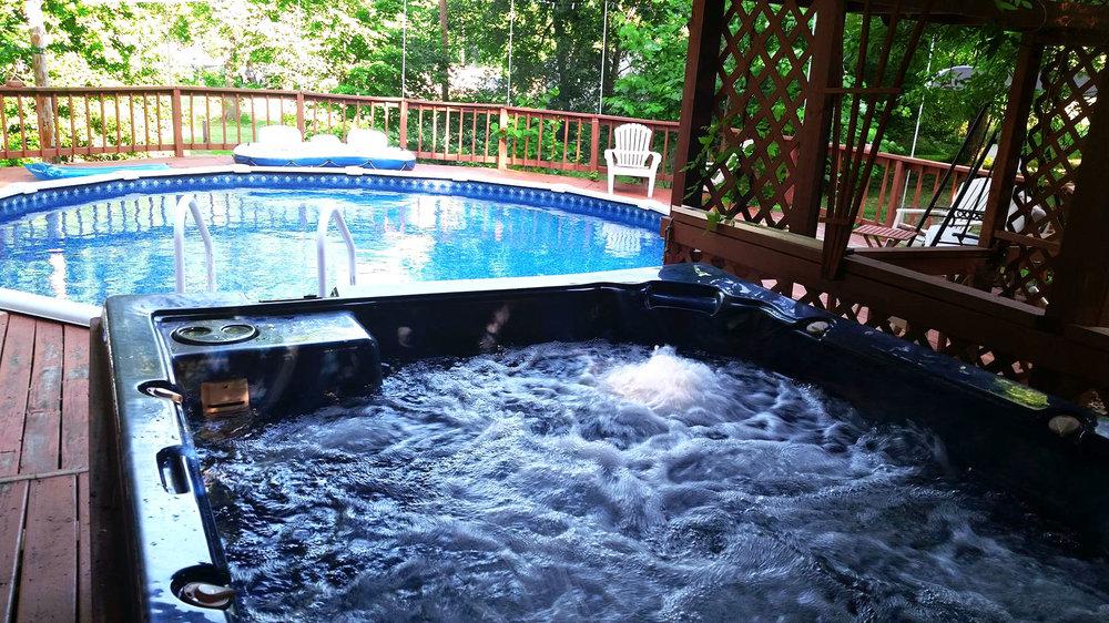 Pool/Spa Patio