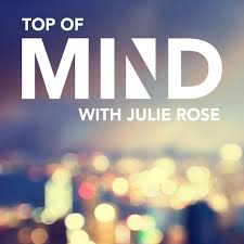 Talked with Julie Rose about how recent Twittercasts might suggest the future of live TV.