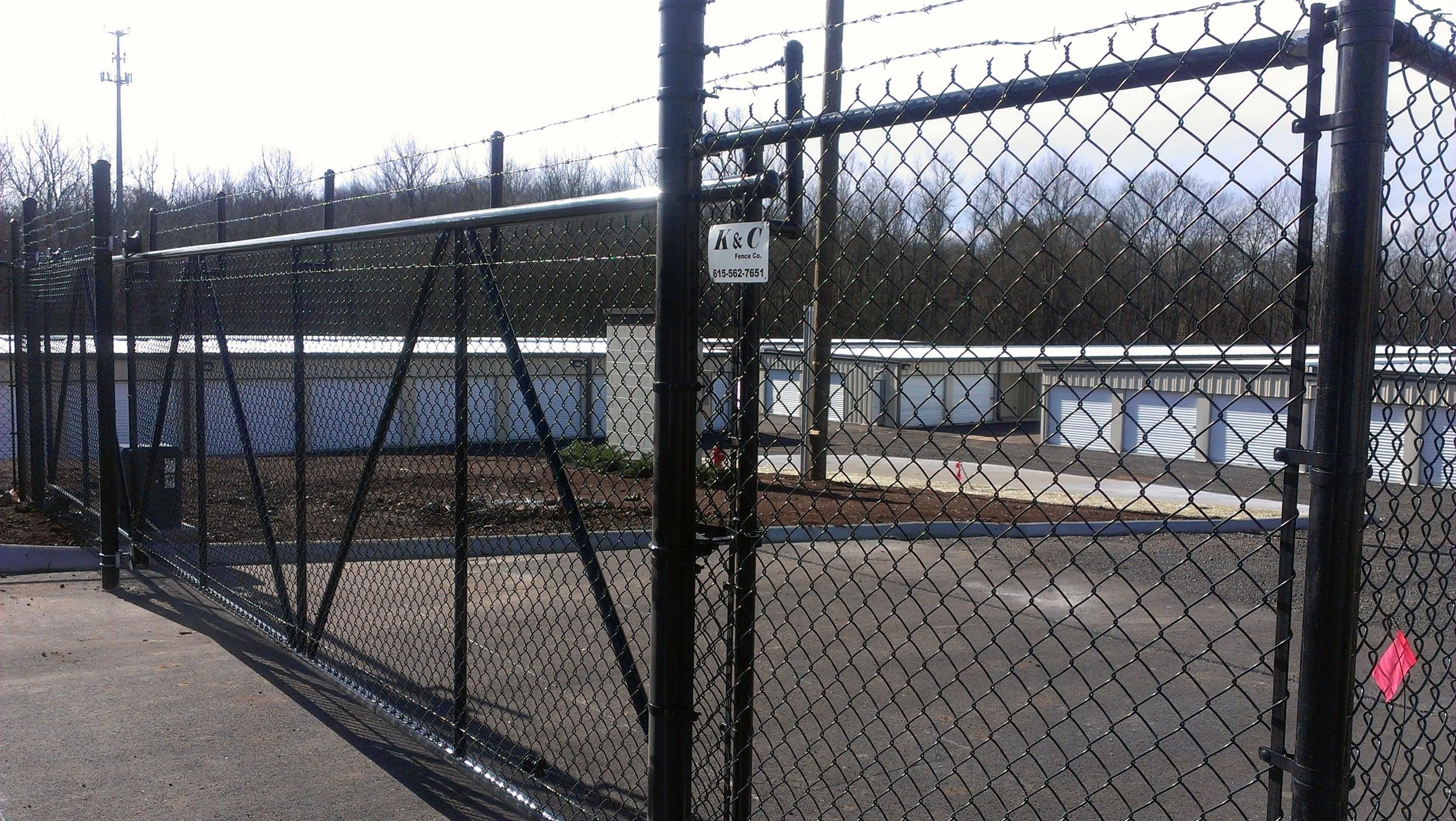 Nashville Fence Contractor: K & C Fence Company