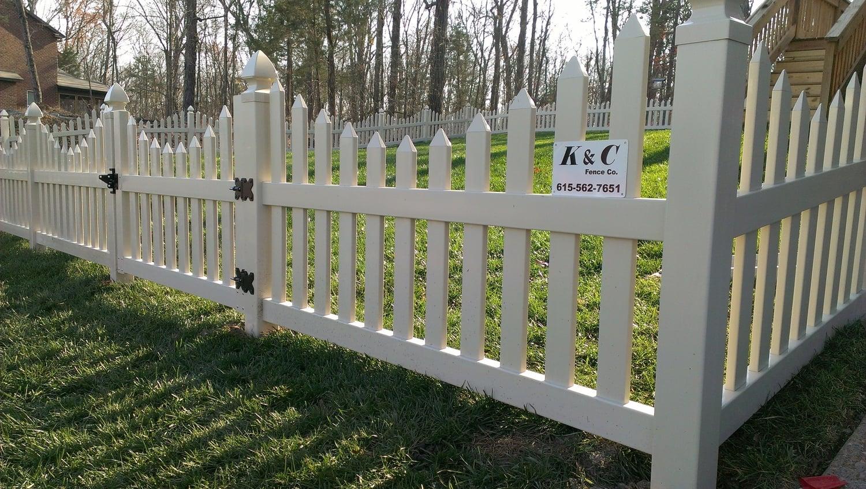 black vinyl privacy fence. PVC Vinyl Picket Fence In Nashville Black Privacy T