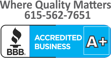 To Contact Your Local Nashville Vinyl - PVC Fence Contractor With A Better Business Bureau A+ Rating Call 615-562-7651