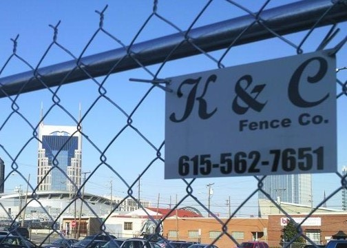 6' Chain Link Fence In Nashville TN