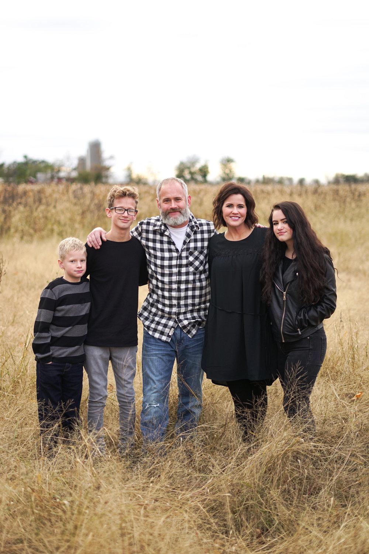 swanson family.