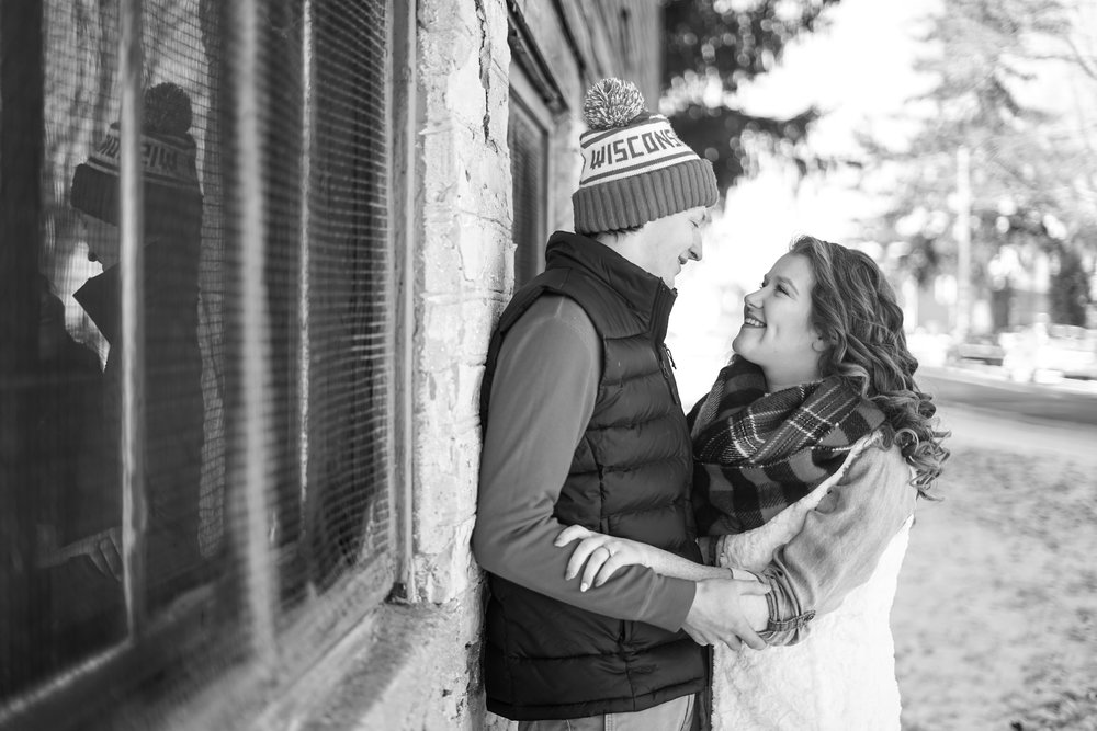 courtney & mark - engagement